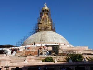 006-restauration-stupa-nach-dem-erdbeben